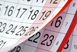 Download the EMBA Calendar