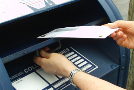 Mailing Info